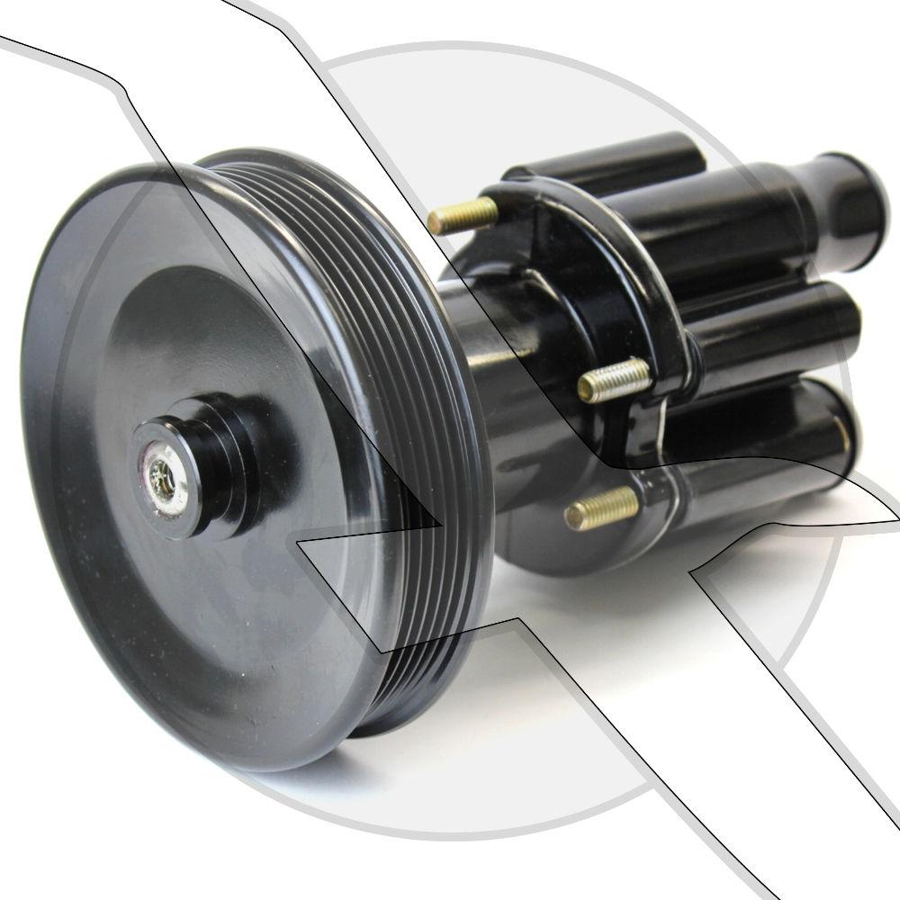 Mercruiser seawater raw water pump stainless steel wearplate repair - Impeller Sea Raw Water Pump Pulley Mercruiser Bravo 46 807151a9 4 3 5 0 5 7