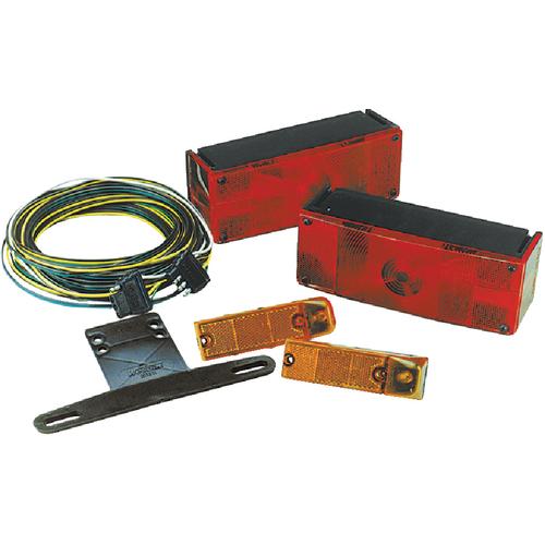 Utility Trailer Brake Light Kit On Utility Trailer Tail Light Wiring