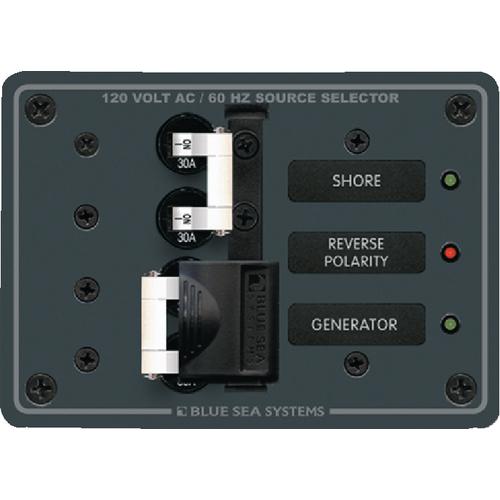 blue sea systems boat rv 8032 ac source circuit breaker. Black Bedroom Furniture Sets. Home Design Ideas