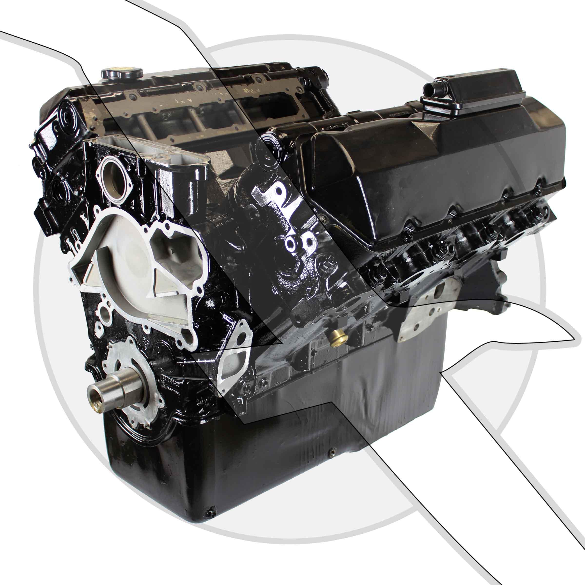 Details about Mercruiser 7 3L Diesel D-Tronic Reman Marine Long Block Boat  Engine 300hp