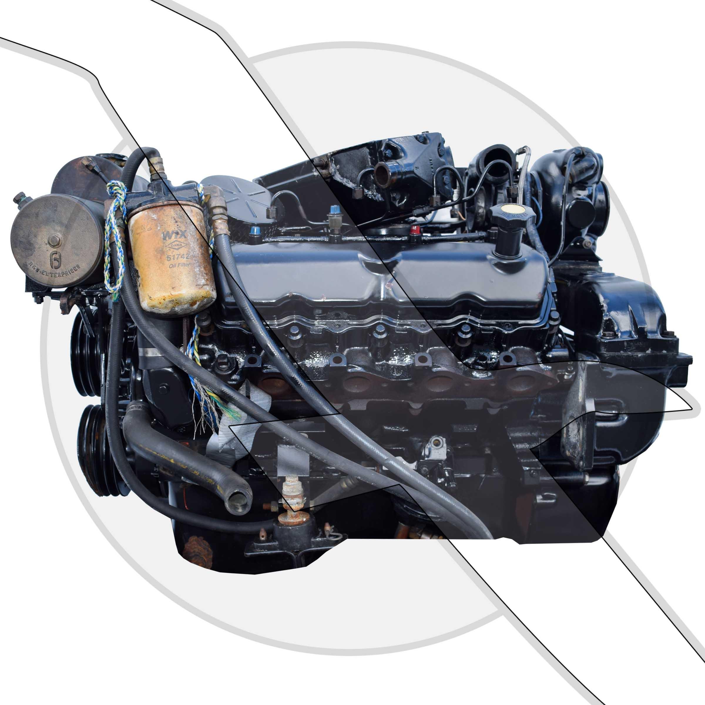 Ford Diesel Motors