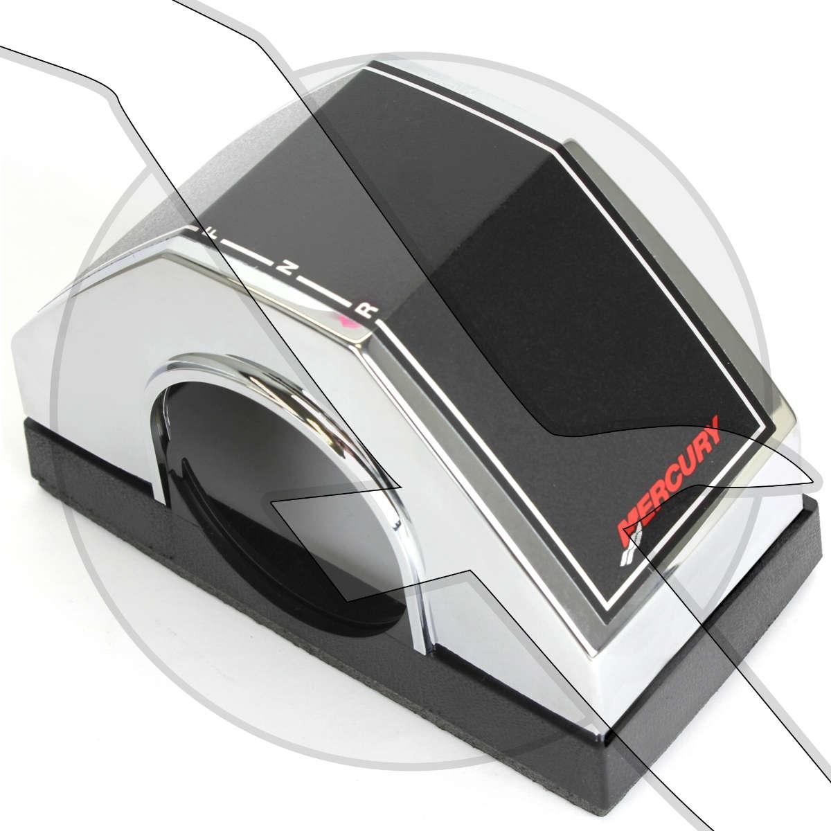 14389a2 mercruisermercury outboard throttleshift control box 14389a2 cover sciox Gallery
