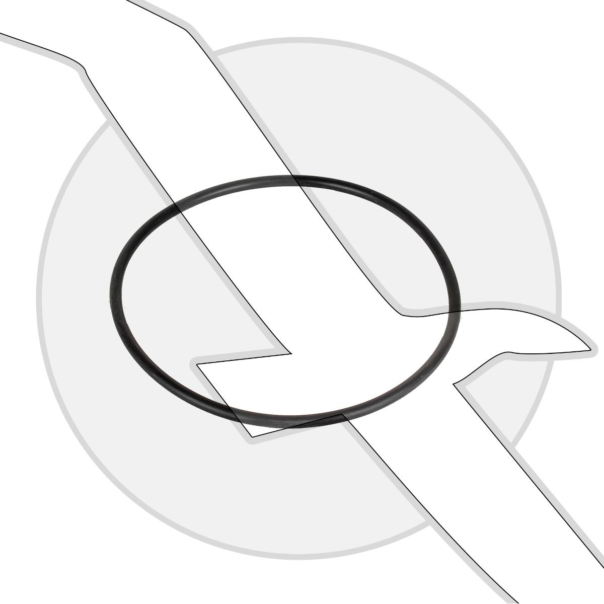 New Mercury Mercruiser Quicksilver OEM Part # 25-861844 O RING