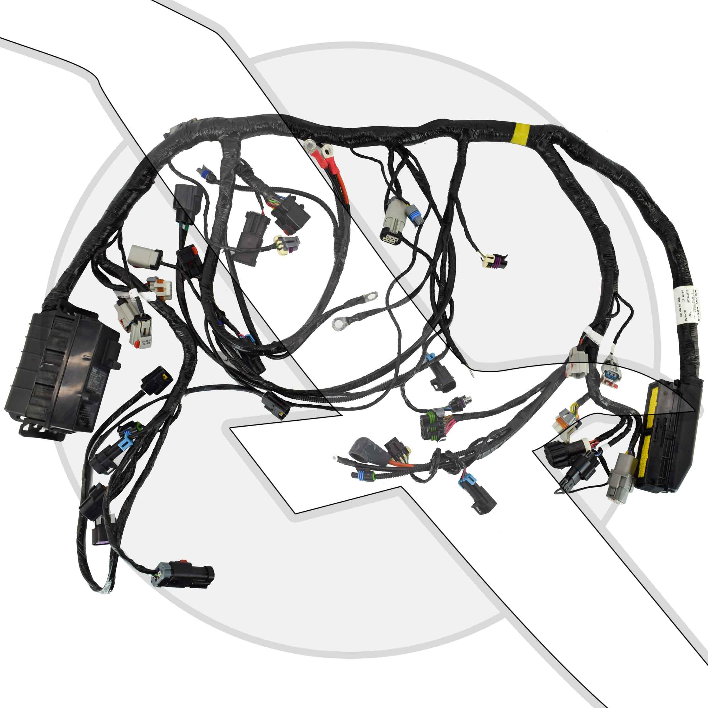 Sae J1171 Marine Starter Wiring Diagram
