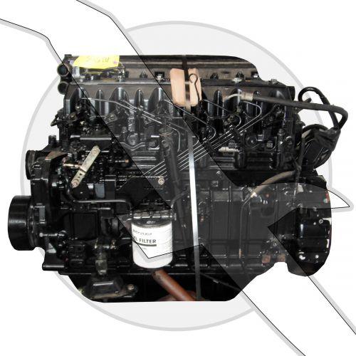 Mercruiser VM 4.2L 254ci Diesel Engine
