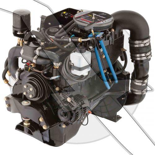 Mercruiser 3.0L TKS Complete Engine