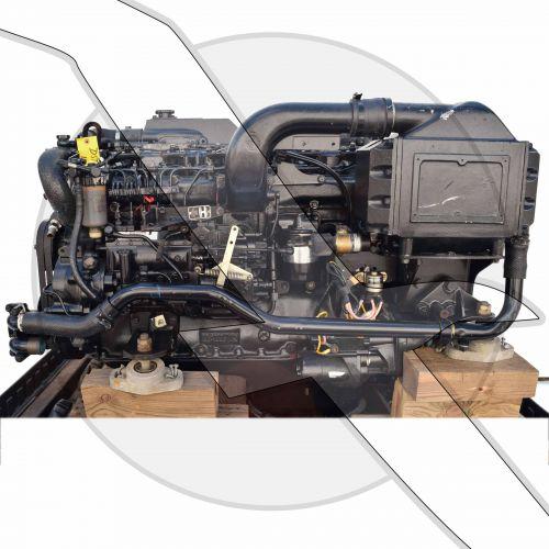 Mercruiser 5.8L 351ci Hino Diesel MIE Engine