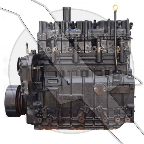 Mercruiser 2.8L 169ci D-Tronic Long Block VM Diesel Engine