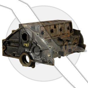 GM 3.0L 181ci 2pc Rear Main Seal Bare Block Engine