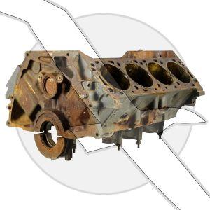 Ford 7.5L 460ci Bare Block Engine