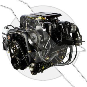Mercruiser 357ci 5.7L Mag Alpha 4V Engine