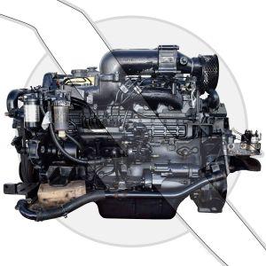 Mercruiser 6.4L 393ci EH700 6 Cyl Hino Diesel Engine