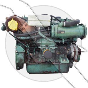 Volvo Penta 2.4L 146ci AD31P-A Diesel Engine