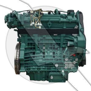 Volvo Penta Diesel D3 110 130 160 Long Block  3801093 3801175 Engine