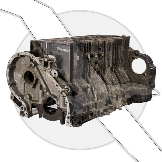 Mercruiser 3.7L 224ci Bare Block Engine