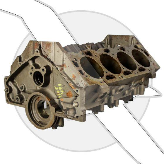 7.4L 454ci Gen 6 Bare Block Engine