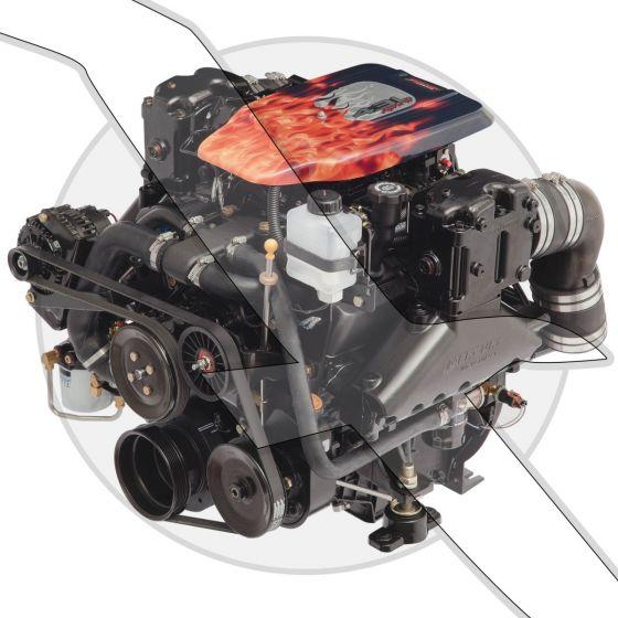 Mercruiser 4.3L Alpha 4v Plus Series