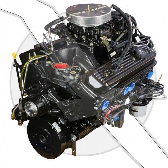 Mercruiser 5.7L 350 Crate Engine 300hp