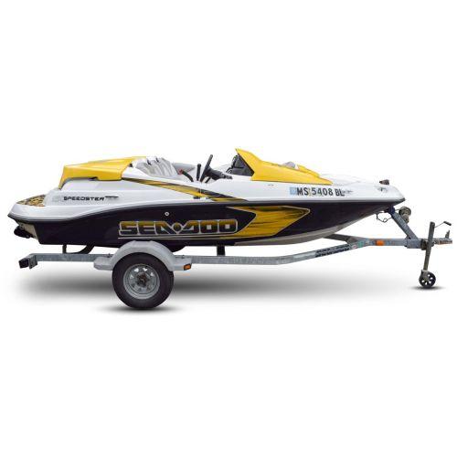 2009 SeaDoo Speedster 255hp w/ trailer
