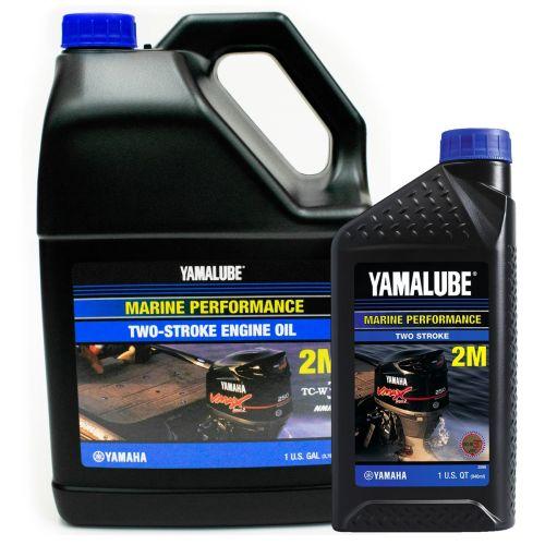 Yamaha 2M Yamalube