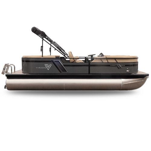 2021 Misty Harbor Viaggio L20U Pontoon Boat