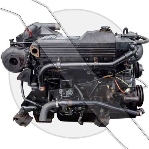 Mercruiser 4.0L 234ci Hino Diesel Engine