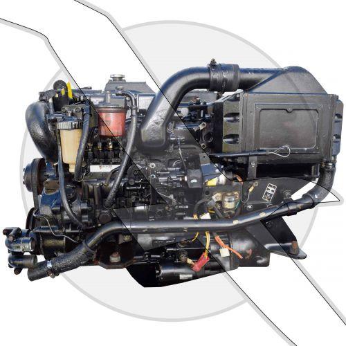Mercruiser 4.0L 344ci  Hino Diesel MIE 210hp Engine