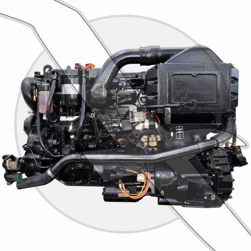 Mercruiser 4.0L 234ci  Hino Diesel MIE Engine