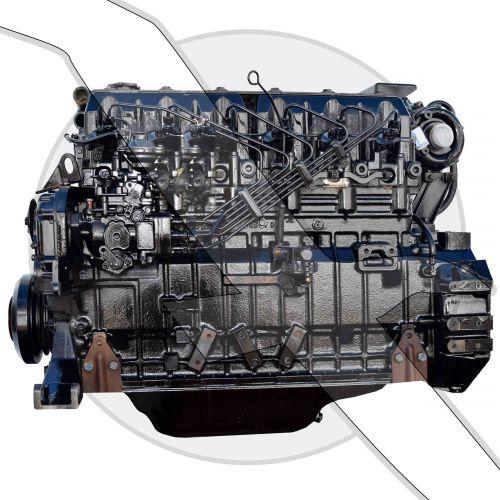 Mercruiser 3.6L 219ci 636D V6 Bravo Diesel