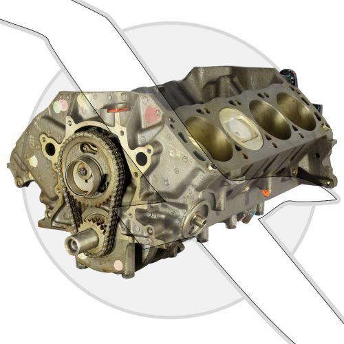 Ford Windsor 5.8L 351ci Short Block Engine