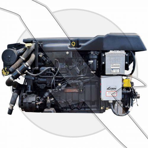 Mercruiser 4.2L 254ci  VM Diesel 6 Cyl D-Tronic Engine