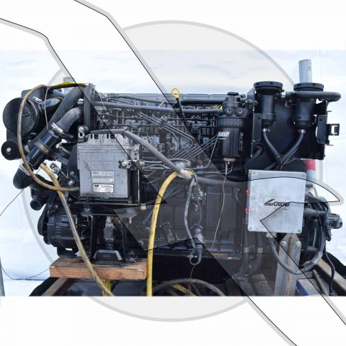 Mercruiser 4.2L 254ci VM Diesel D-Tronic Engine