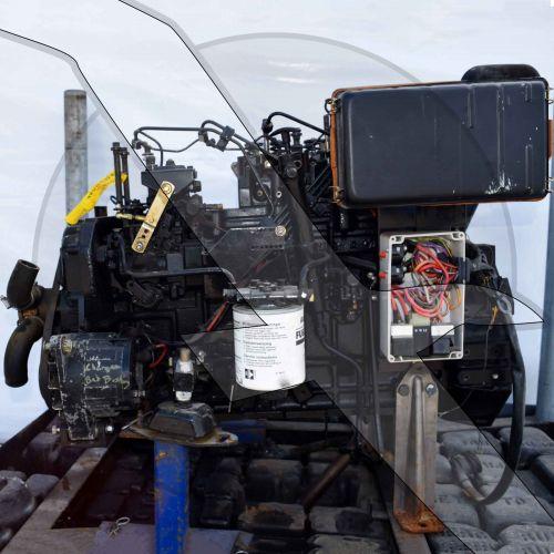 Mercruiser 3.0L 183ci VM D530TA Diesel Engine