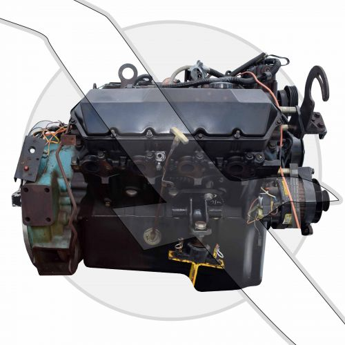 Ford 7.3L 444ci Mercruiser Navistar Diesel Engine