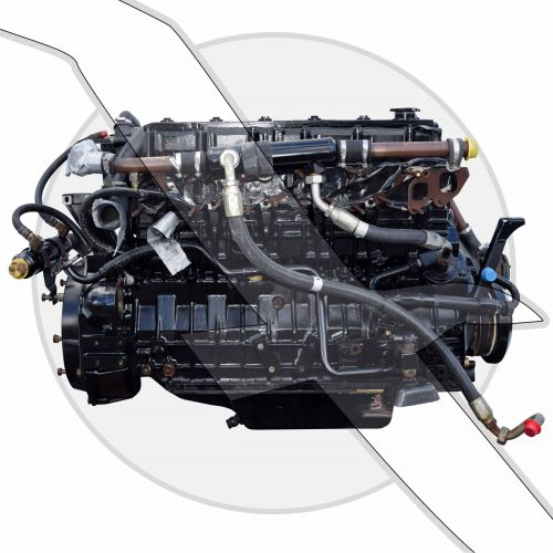 Mercruiser 3.6L 219ci 636D VM Turbo AC Diesel MIE Engine