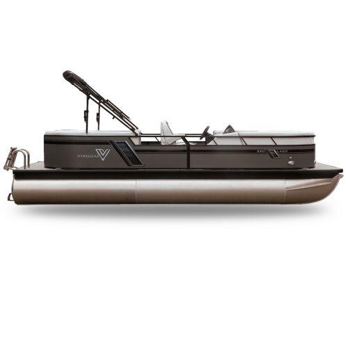 2021 Misty Harbor Viaggio L22U Pontoon Boat
