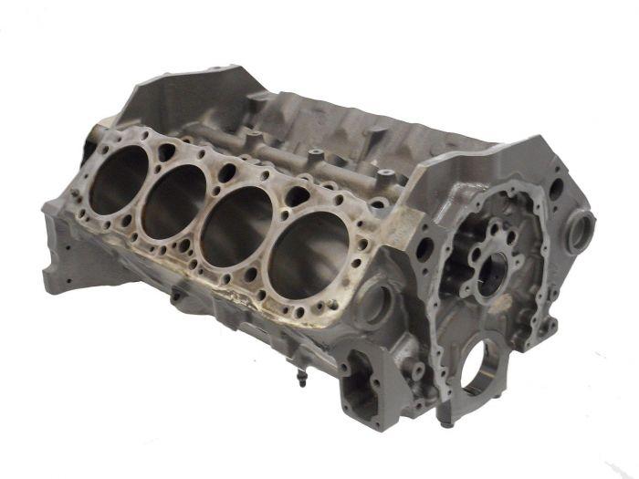 GM 5.0L 305ci Vortec Marine Bare Block Engine
