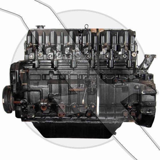 Mercruiser 4.2L 254ci VM  Diesel  6 Cyl Engine