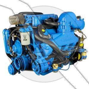 Crusader 7.4L 454ci  HO MPI FWC Engine