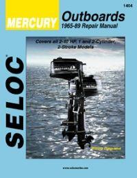 MERCURY OUTBOARD REPAIR MANUALS