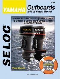 YAMAHA OUTBOARD REPAIR MANUALS