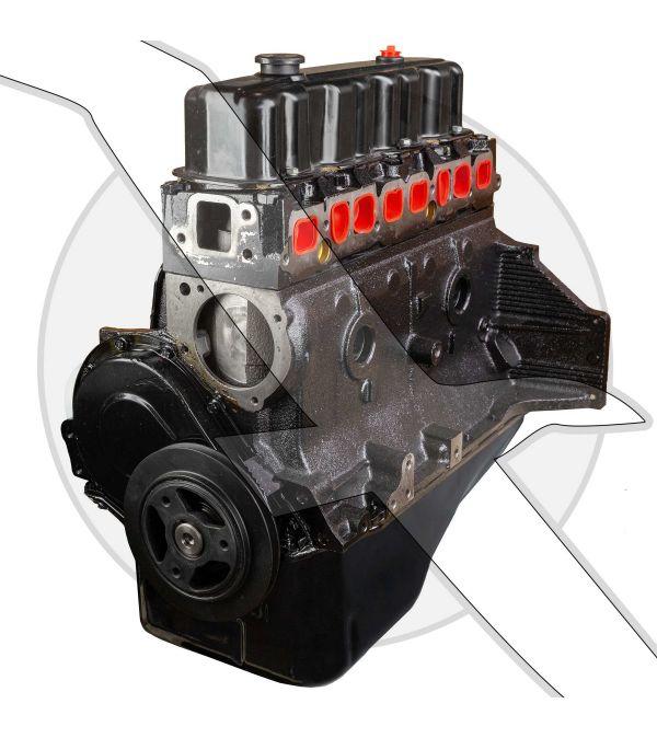 Quicksilver 3.0L 181ci Longblock Engine