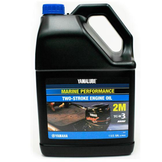 Yamaha YamaLube 2M 2-Stroke Oil -1 Gallon