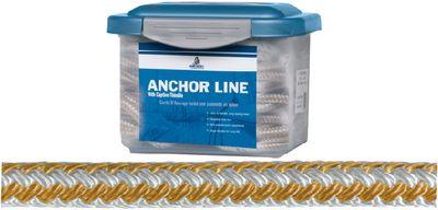 GOLD-N-BRAID NYLON ANCHOR LINE